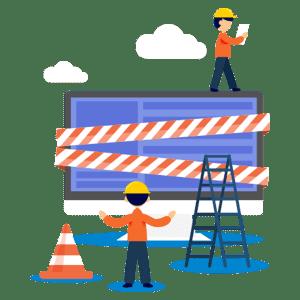 تعمیر سایت